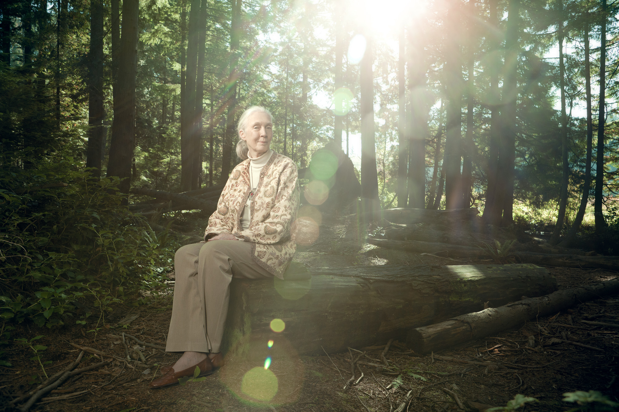 cc2011061 - Jane Goodall for AARP Magazine