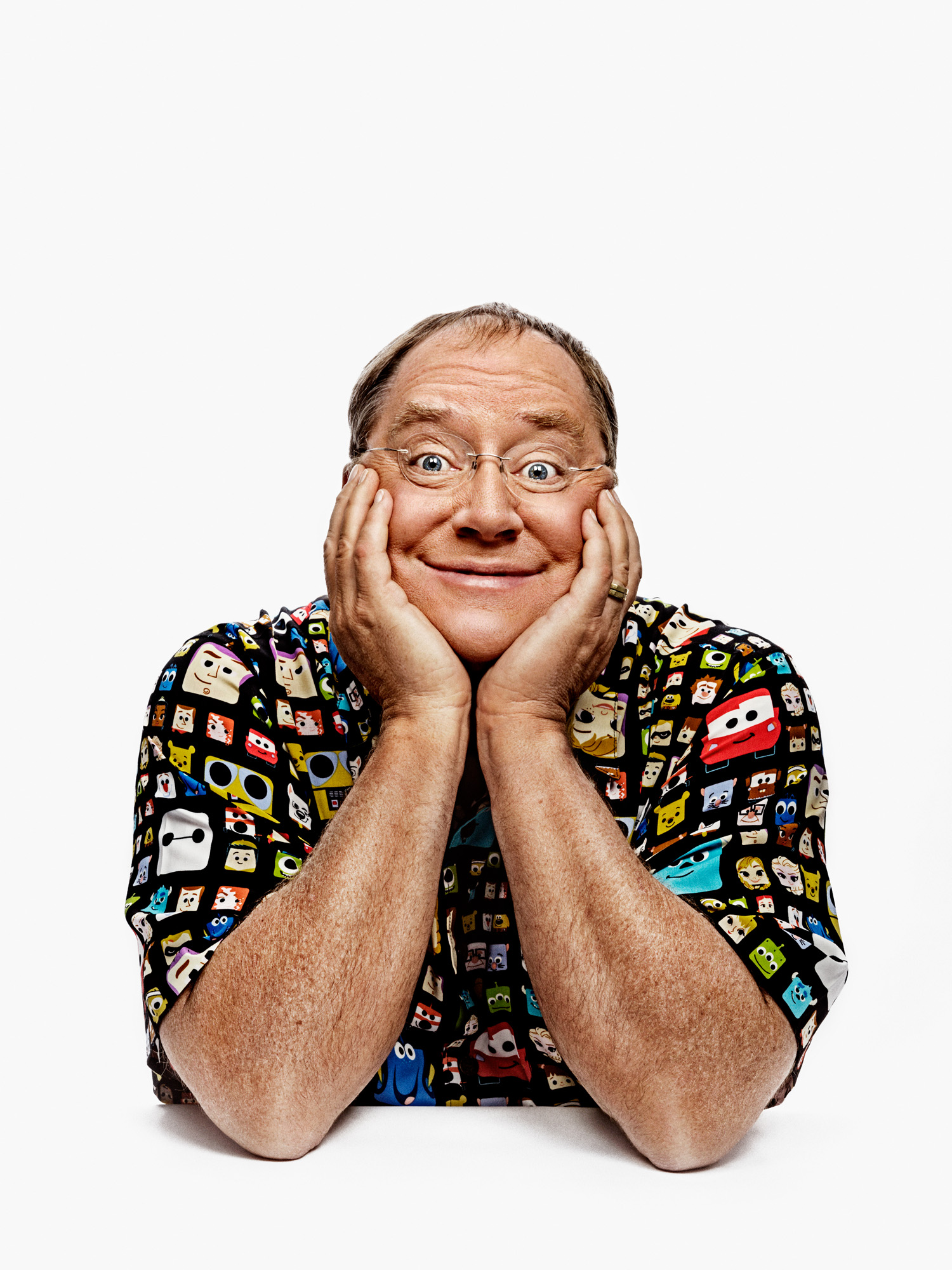 cc2015027 - Pixar Founder John Lasseter for Wired UK