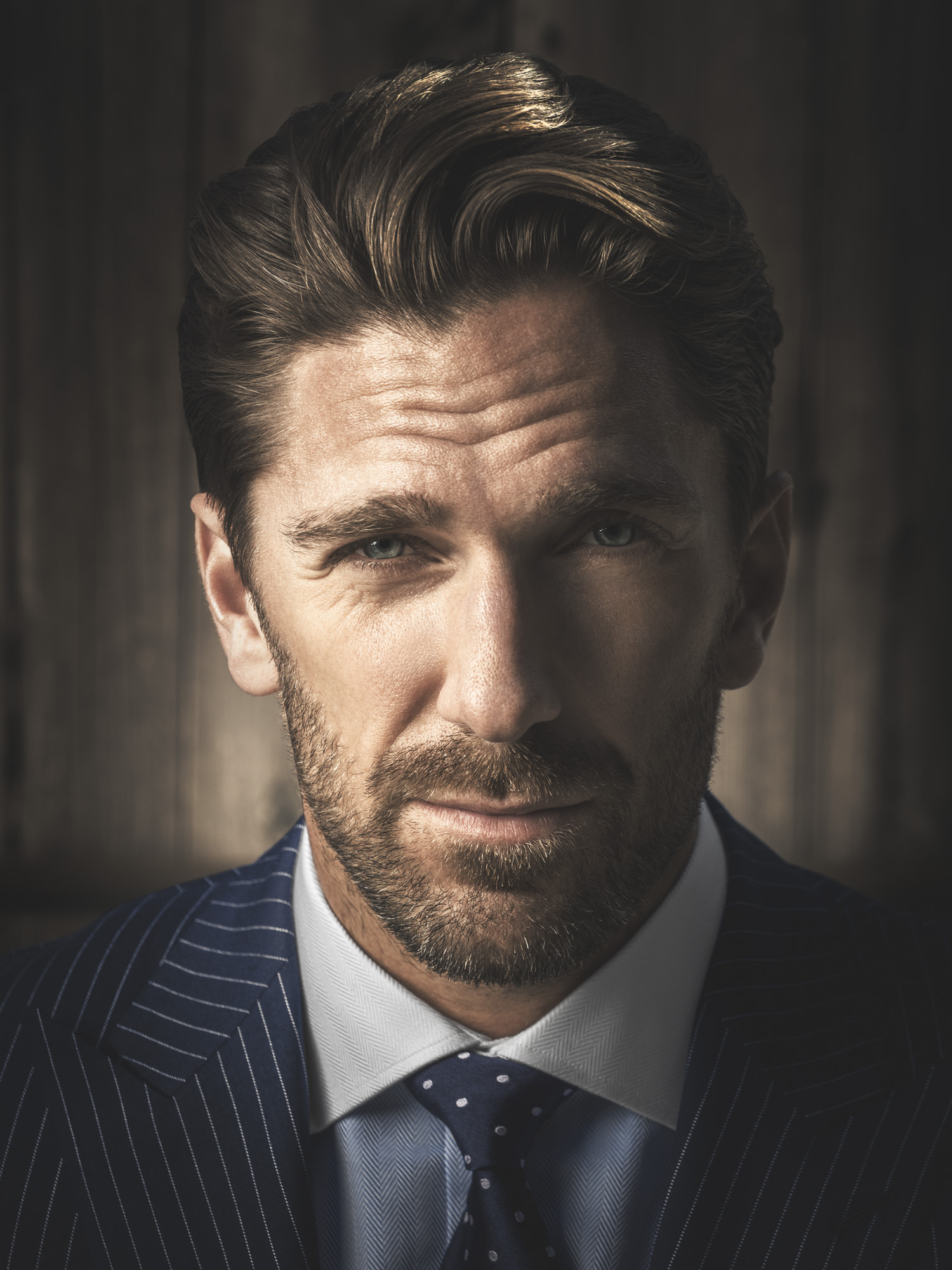 cc2014051 - Henrik Lundqvist for New York Observer.